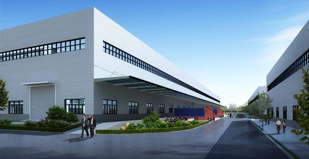 长沙望城铜官产业园项目-现有工业厂房、物流仓