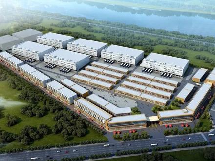 巨星地产打造大跨度装配式厂房|长沙厂房出租